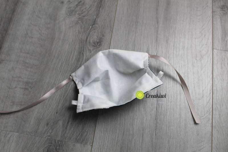 Masque de protection covid-19 motif biches